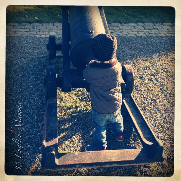 karlsberg slott cannon toddler