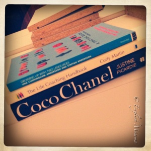 books coco chanel coaching language bilingual