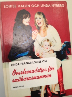 An English Mamma in Stockholm baby toddler book review Louise Hallin Linda Nyberg